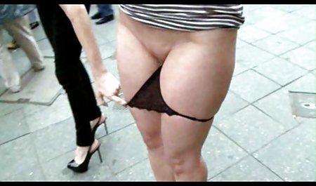 Lara Page ergab sich und nahm Sperma auf private deutsche sex filme