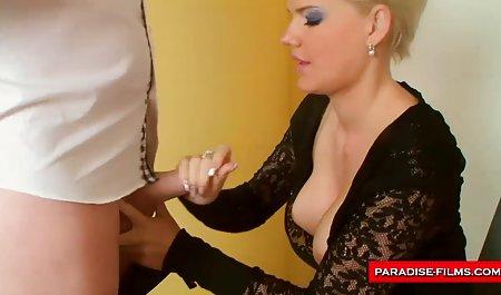 Cumshot auf die Freundin mit den private bumsfilme dicken Titten