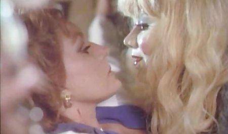 Schlampe Diamond Kitty ergab sich leicht zu einem deutsche private sex filme Mann